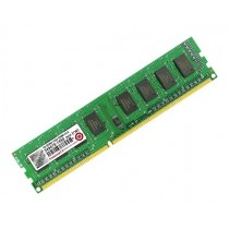 Transcend 1GB DDR3 1.5V PC3-10600 240pin CL9 JM1333KLU-1G DIMM Desktop Memory